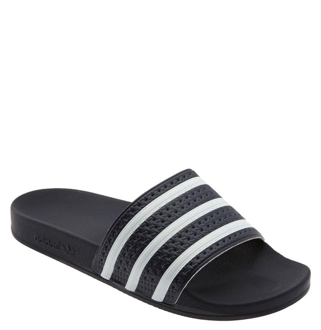 Alternate Image 1 Selected - adidas 'Adilette' Slide Sandal (Men)