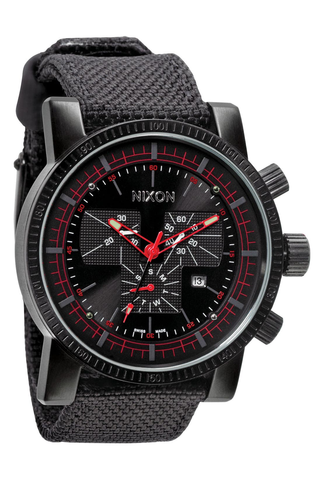 Alternate Image 1 Selected - Nixon 'The Magnacon' Watch, 48mm