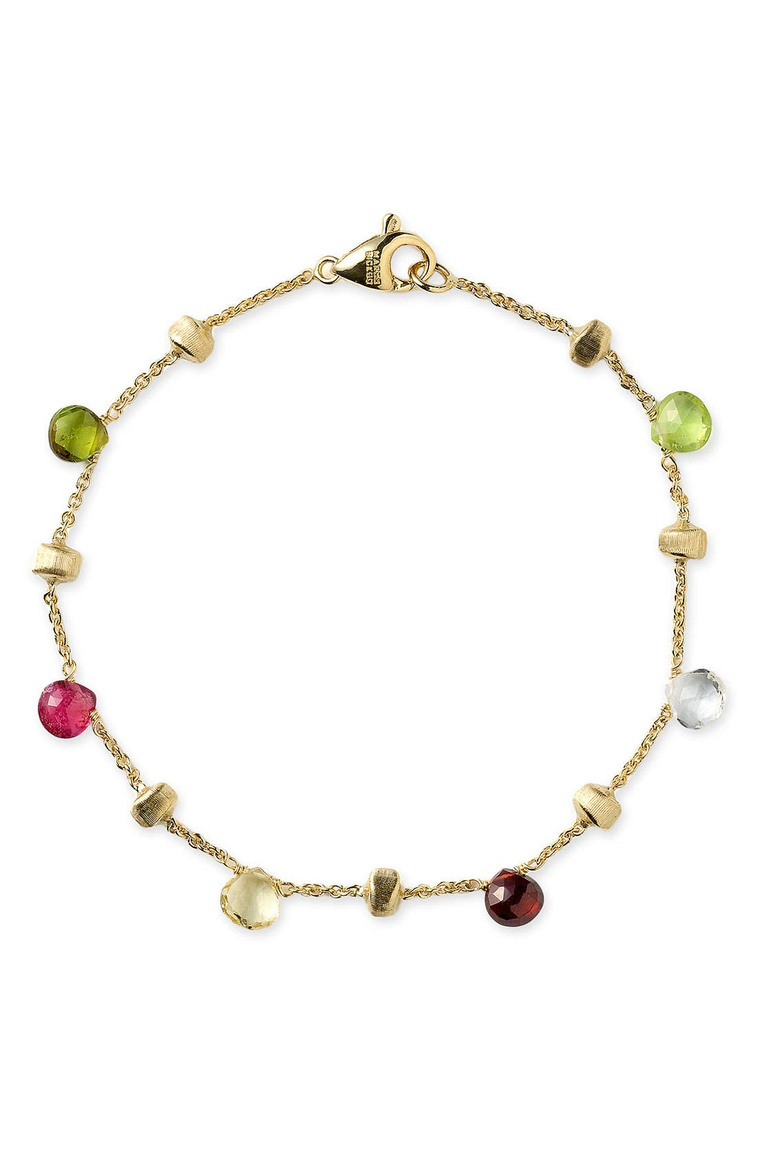Alternate Image 1 Selected - Marco Bicego 'Paradise' Single Strand Bracelet