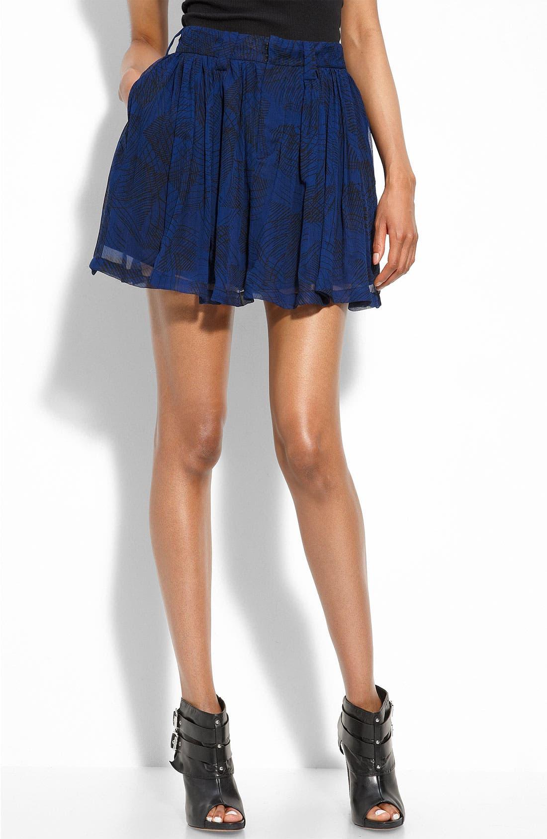 Alternate Image 1 Selected - Winter Kate 'Tilda' Skirt