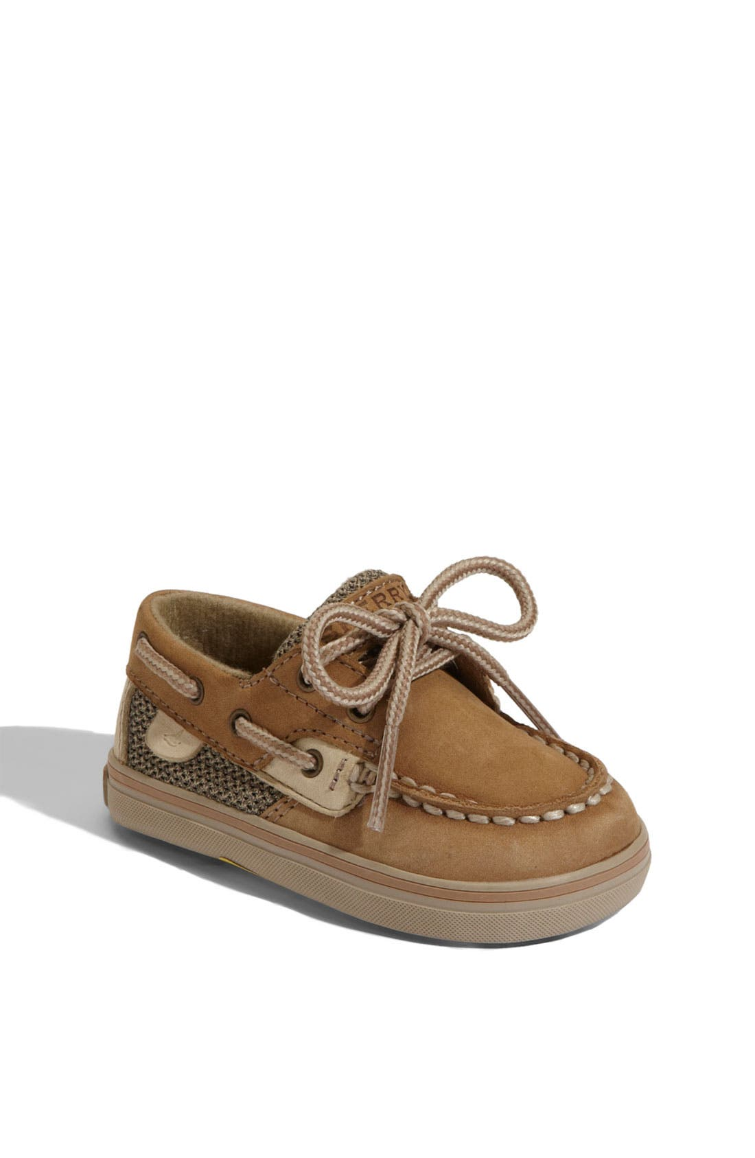 Main Image - Sperry Top-Sider® 'Bluefish' Crib Shoe (Baby)