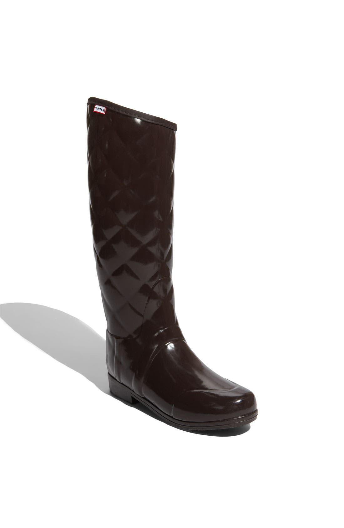 Alternate Image 1 Selected - Hunter 'Regent Savoy' Rain Boot