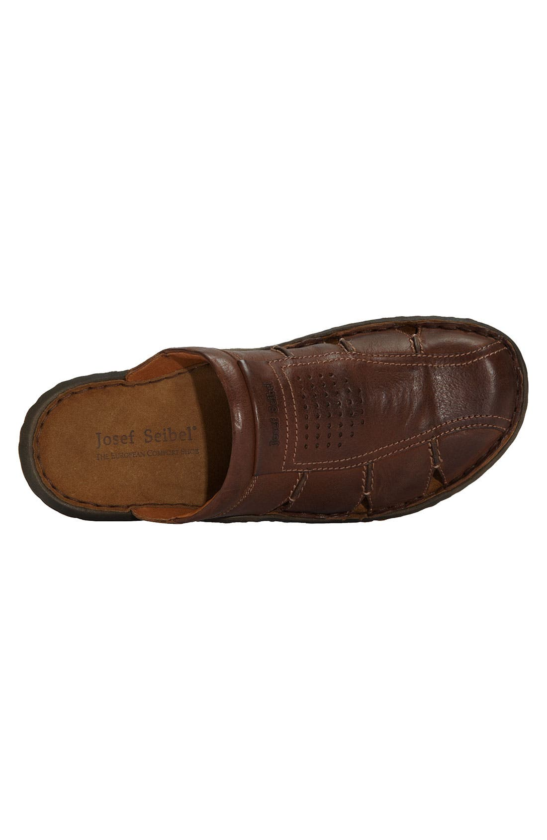Alternate Image 3  - Josef Seibel 'Lawson' Clog Sandal