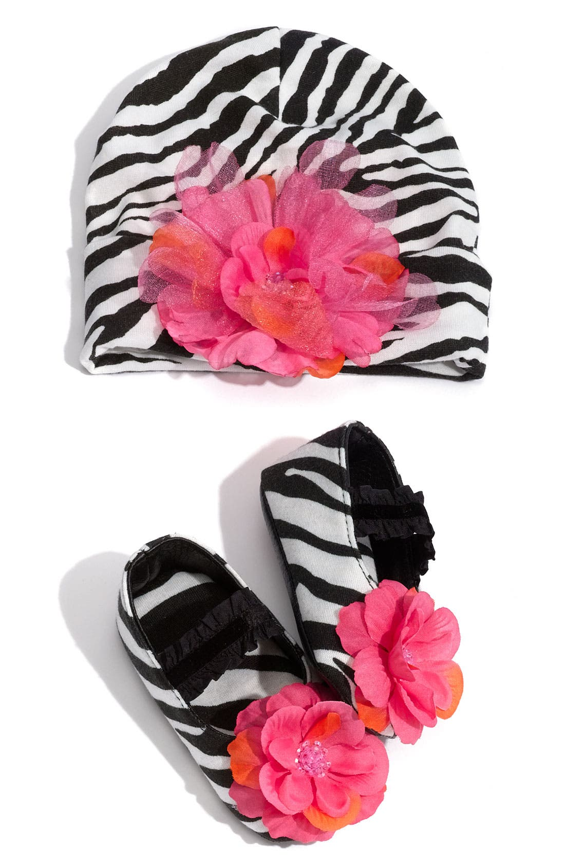Alternate Image 1 Selected - PLH Bows & Laces Gift Set (Baby)