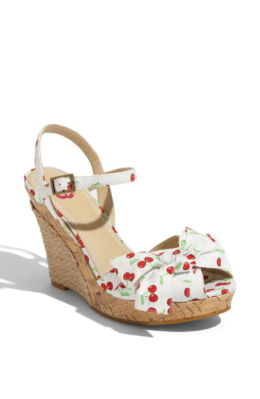 Alternate Image 1 Selected - BP. 'Bowtye' Sandal