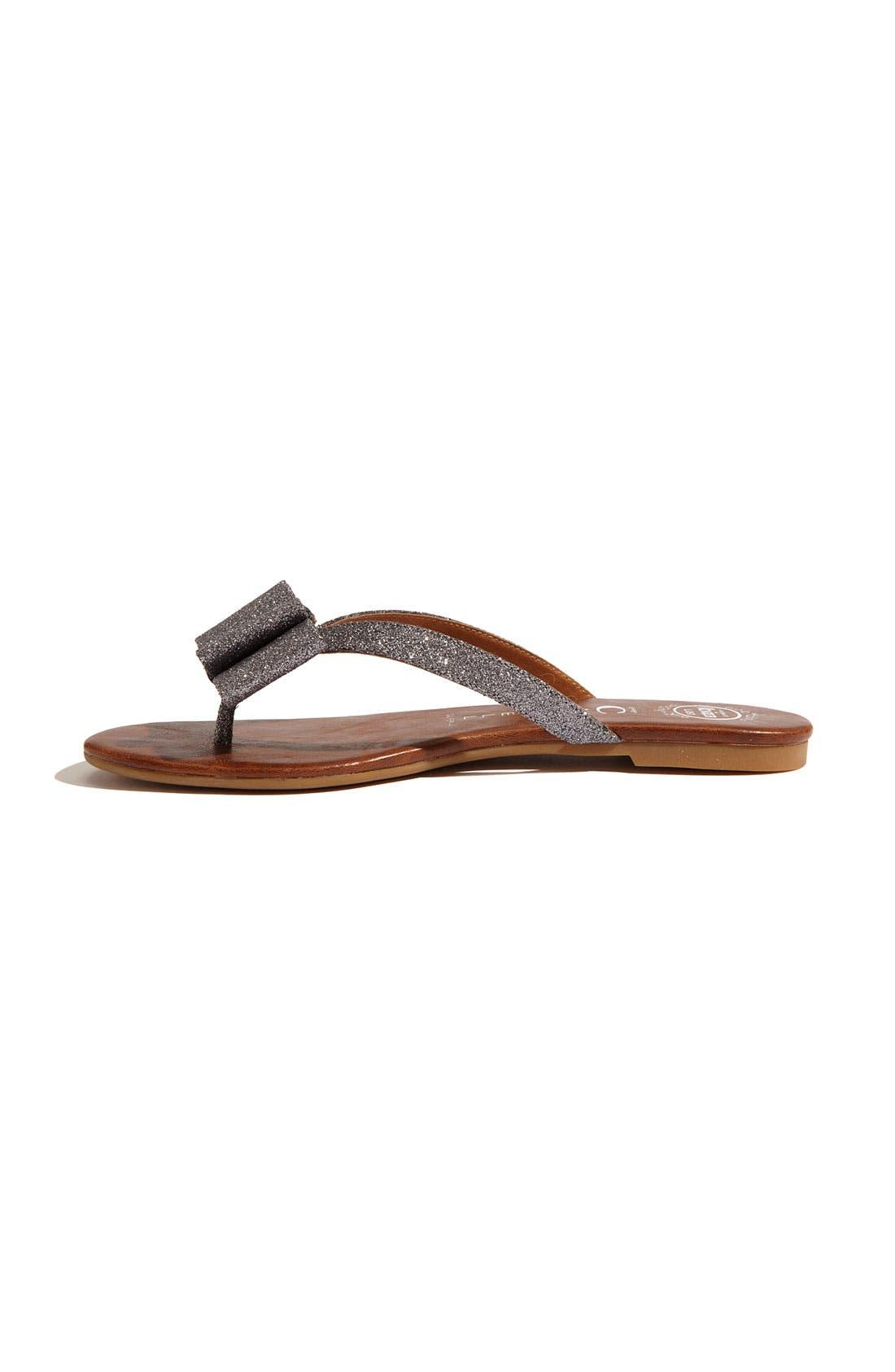 Alternate Image 2  - Jeffrey Campbell 'Esmerald' Glitter Sandal