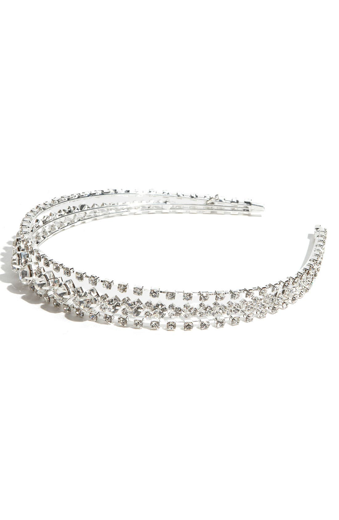 Alternate Image 1 Selected - Tasha 'Triple Crystal' Headband