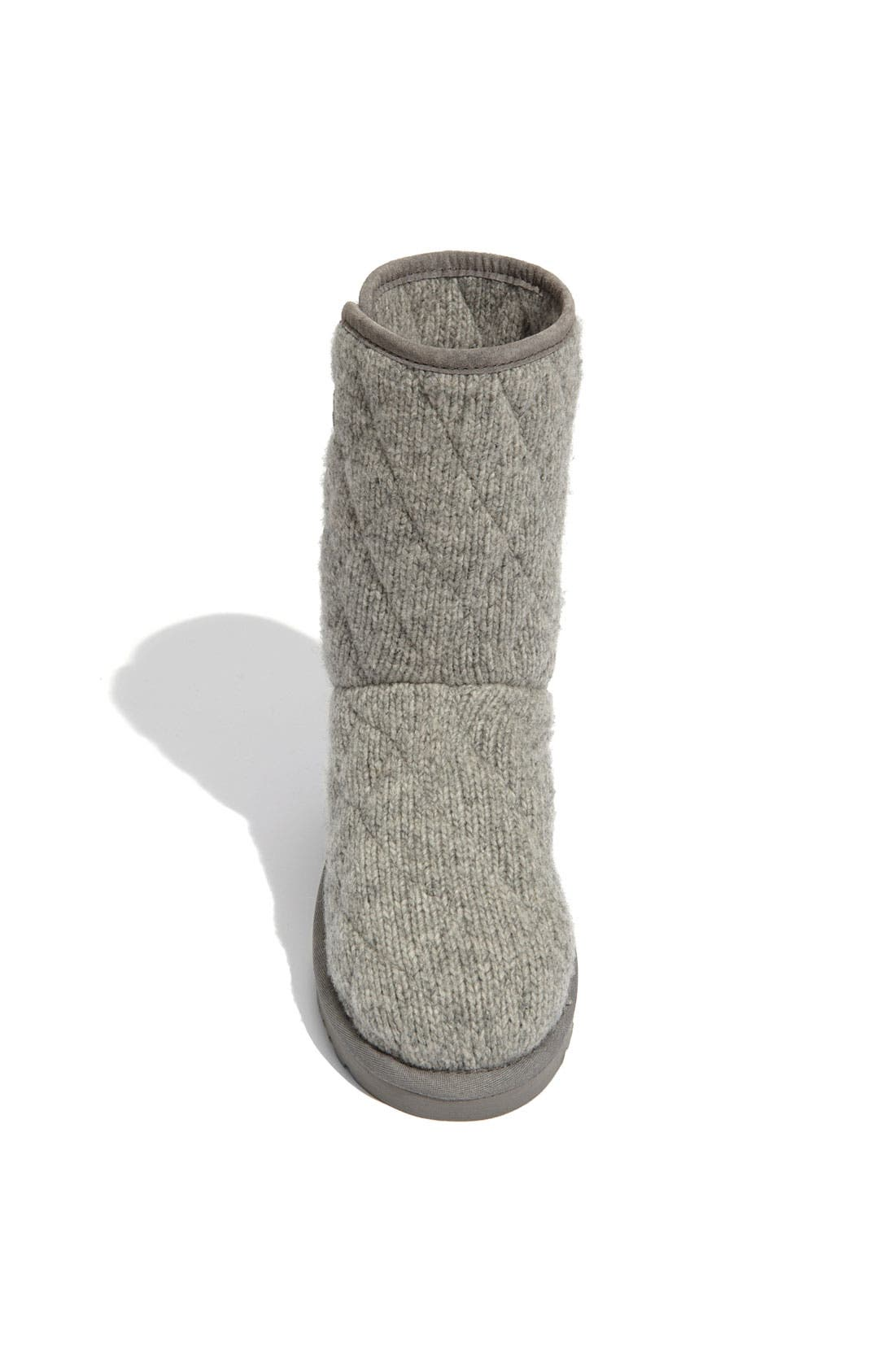 Alternate Image 3  - UGG® Australia 'Mountain' Quilted Boot (Women)