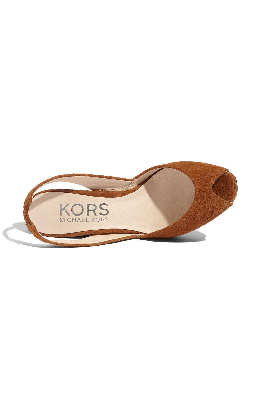 Alternate Image 3  - KORS Michael Kors 'Vivian' Sandal