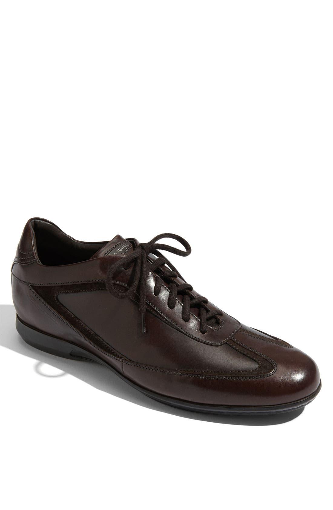 Alternate Image 1 Selected - Santoni 'Marlin' Sneaker (Men)