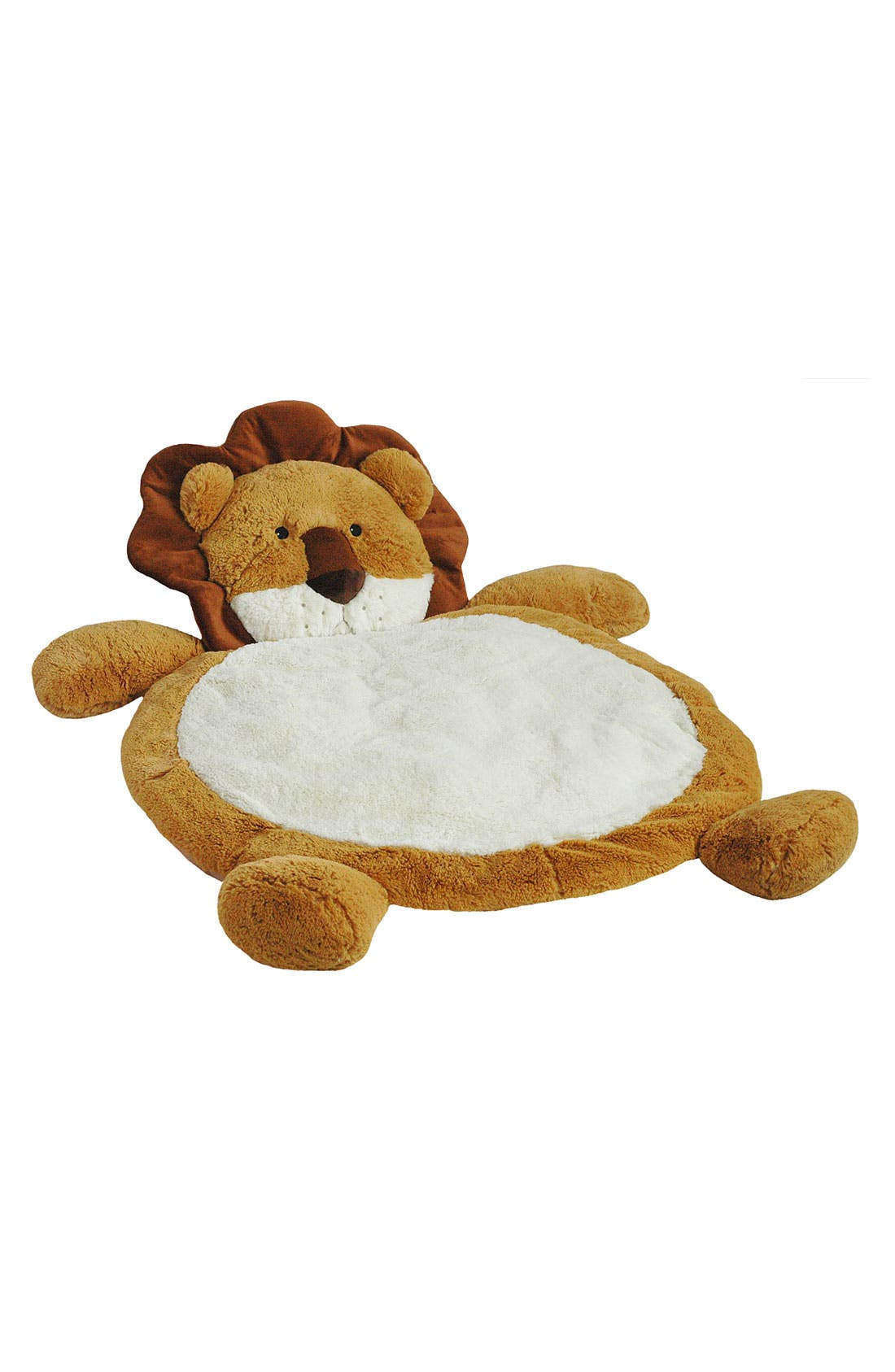 Alternate Image 1 Selected - Bestever 'In Baby' Plush Mat