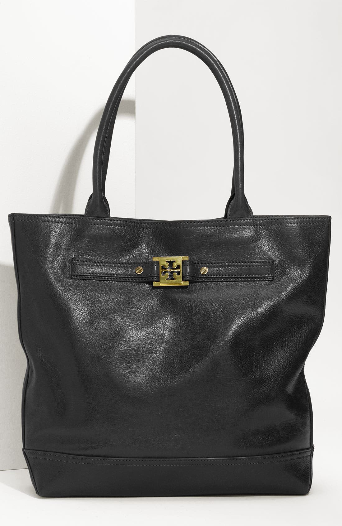 Alternate Image 1 Selected - Tory Burch Leather Tote