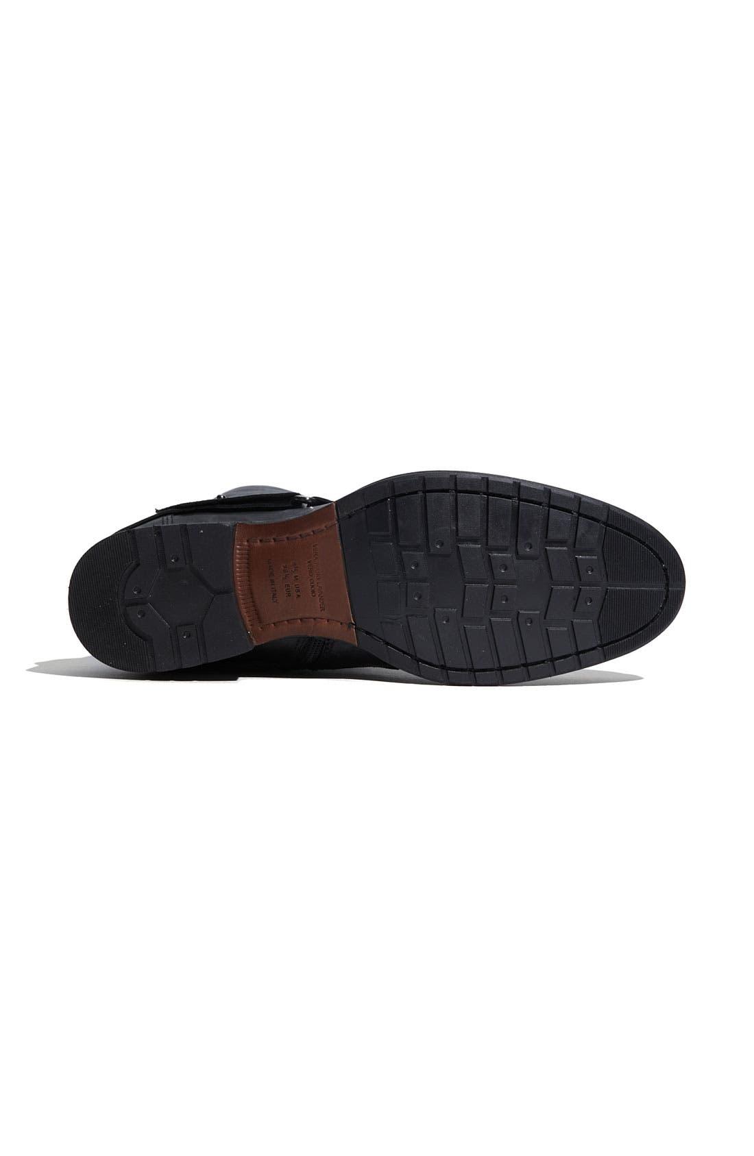 Alternate Image 4  - Vera Wang Lavender 'Kipp' Strappy Leather Boot
