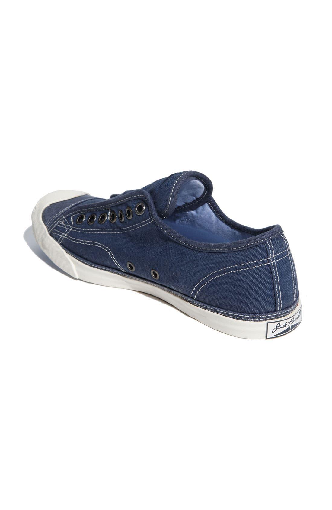 Alternate Image 2  - Converse 'Jack Purcell' Slip-On Sneaker (Women)
