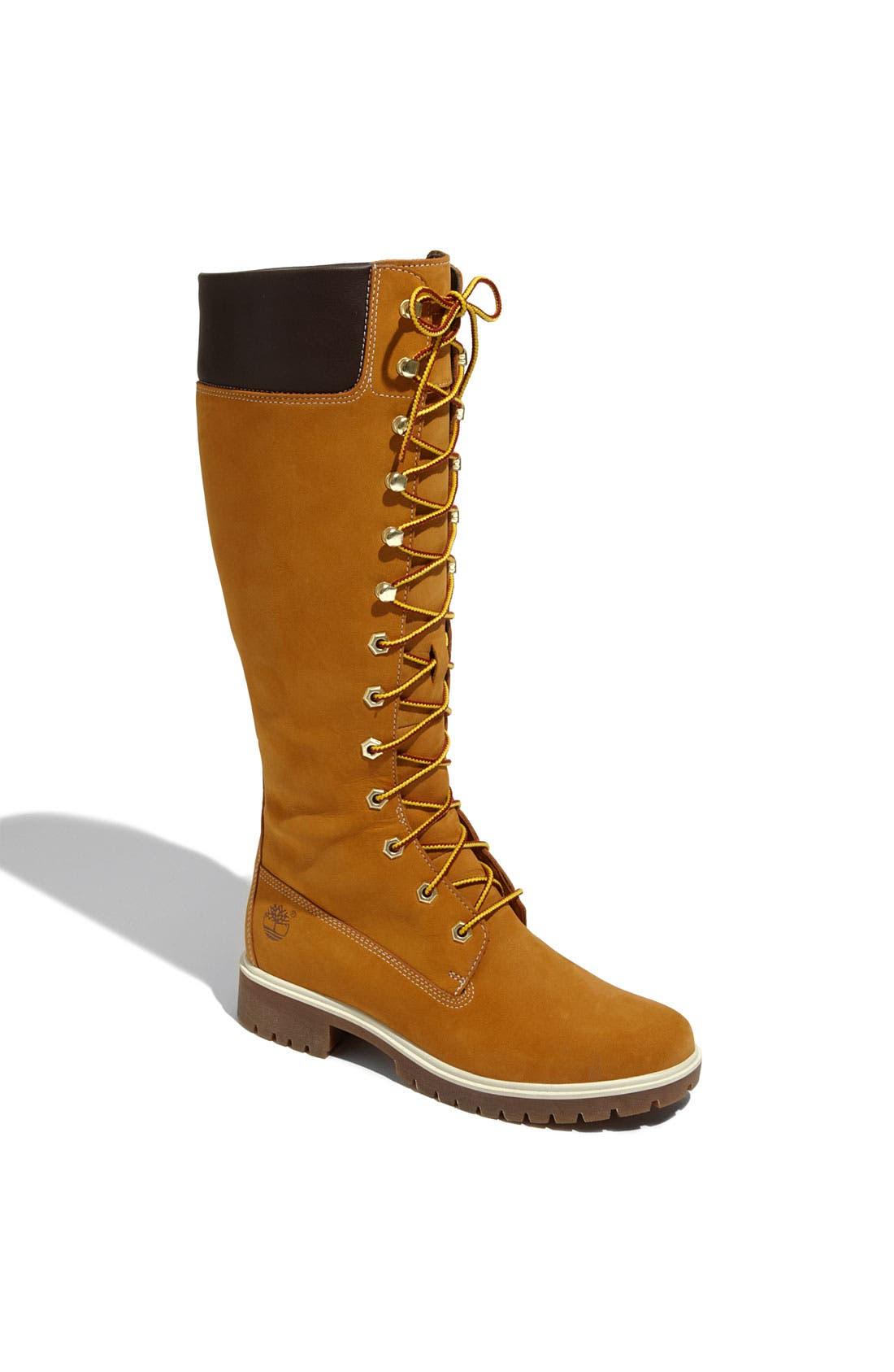 Alternate Image 1 Selected - Timberland 'Premium Classic' Boot