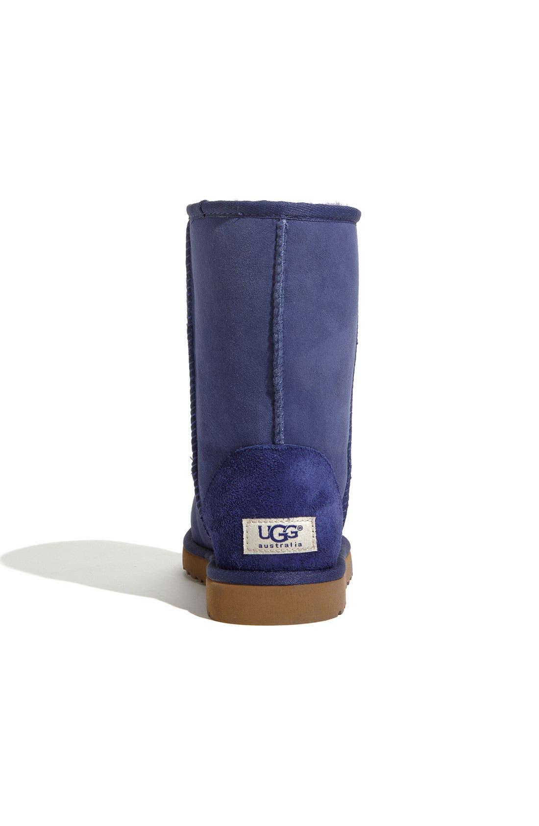 Alternate Image 4  - UGG® 'Classic Short' Boot (Women)