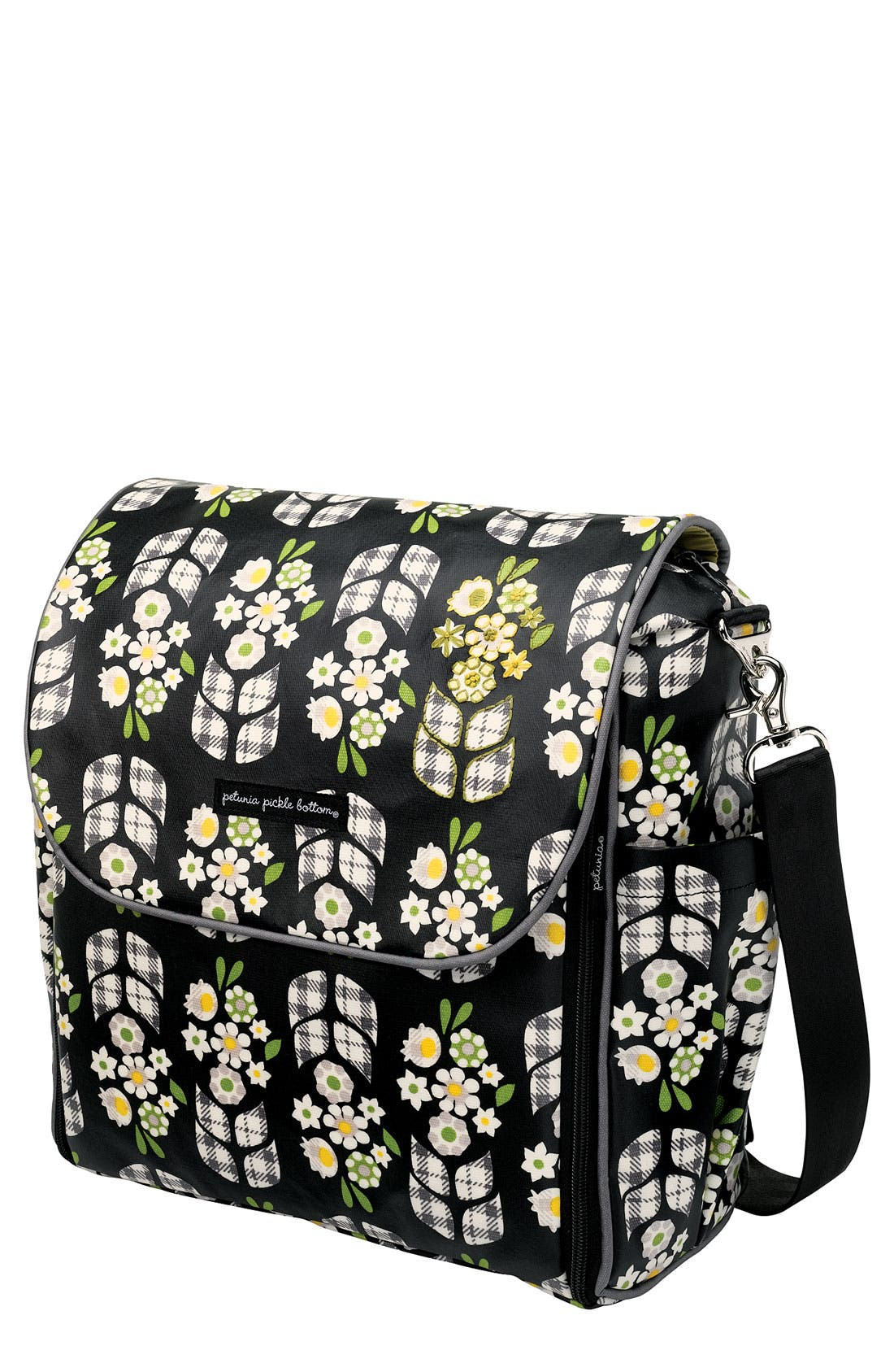 Alternate Image 1 Selected - Disney, It's a Small World by Petunia Pickle Bottom 'Boxy Backpack' Glazed Diaper Bag