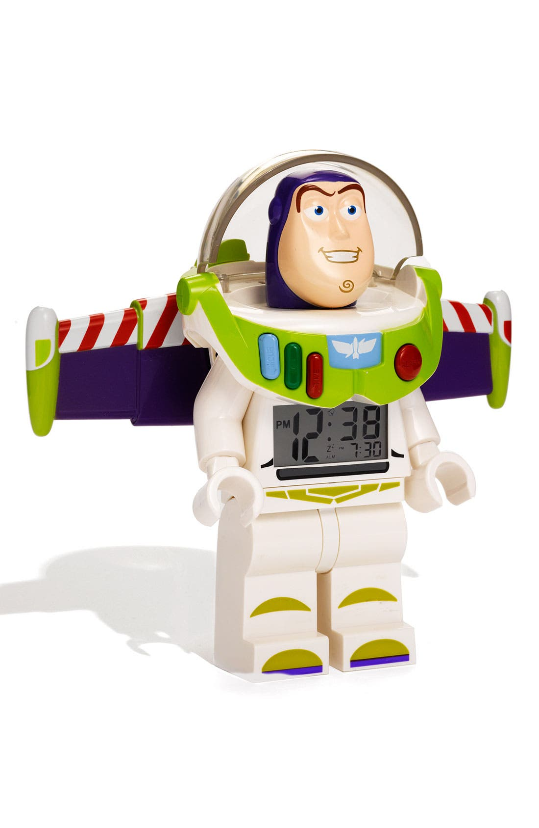 Alternate Image 1 Selected - LEGO® 'Buzz Lightyear®' Character Alarm Clock