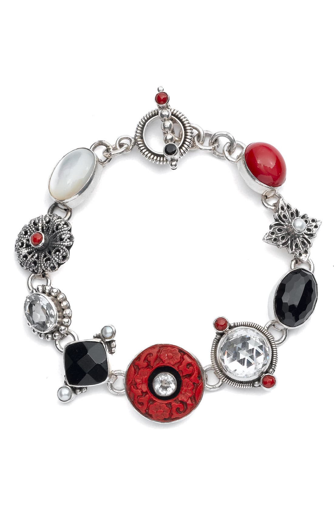 Main Image - Mars and Valentine 'Graphic - Diagram' Bracelet