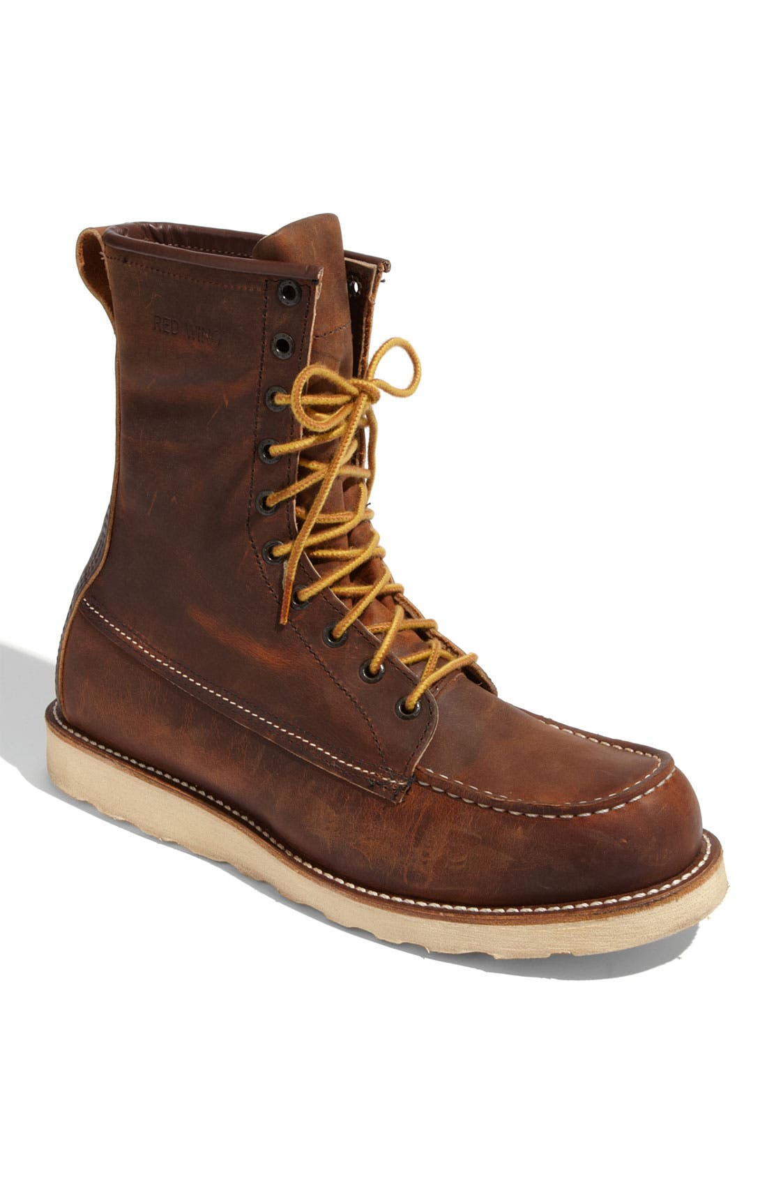 Alternate Image 1 Selected - Red Wing 'Moc' Boot