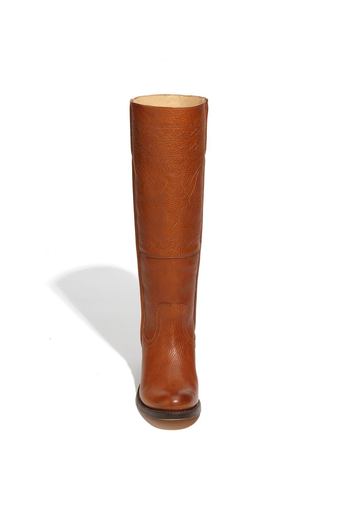 Alternate Image 3  - Frye 'Jane Stitching Horse' Boot