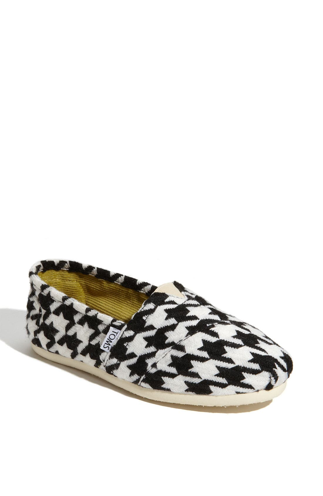 Alternate Image 1 Selected - TOMS 'Classic - Scottish Houndstooth' Slip-On