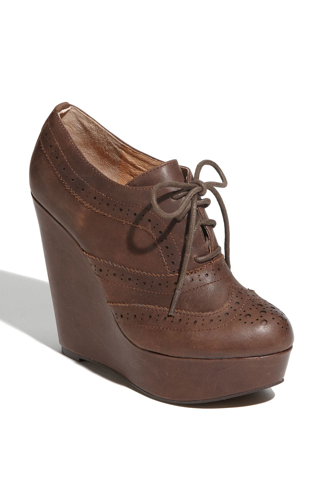 Alternate Image 1 Selected - ALDO 'Horvath' Oxford Wedge