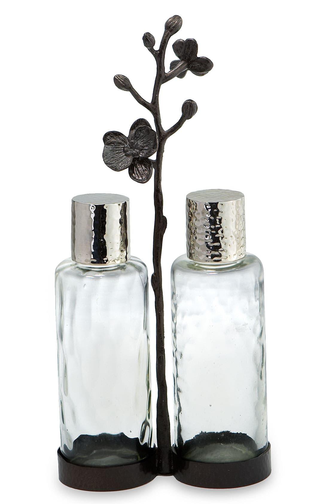 Alternate Image 1 Selected - Michael Aram 'Black Orchid' Caddy