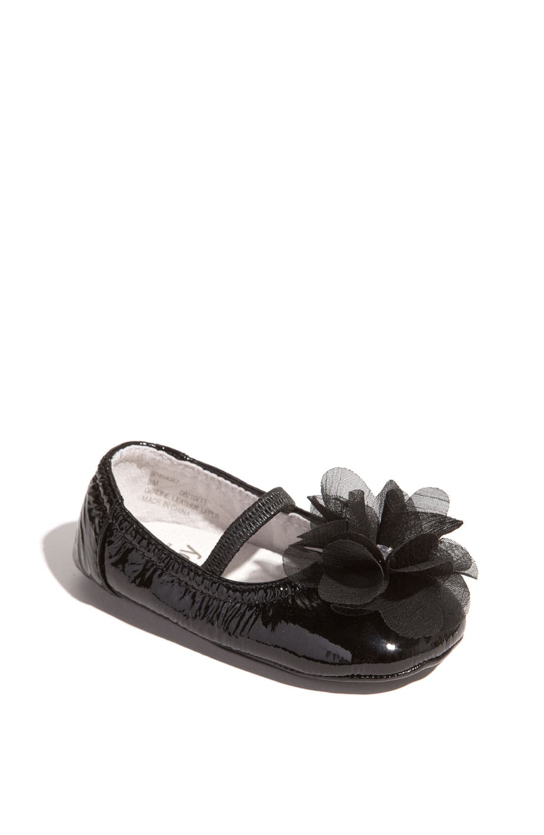 Main Image - Nordstrom Baby 'Pretty' Dress Shoe (Infant)