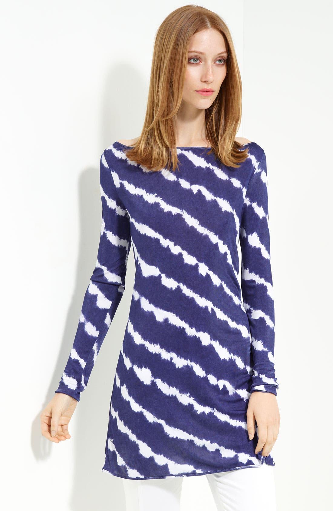 Alternate Image 1 Selected - Blumarine Tie Dye Tunic