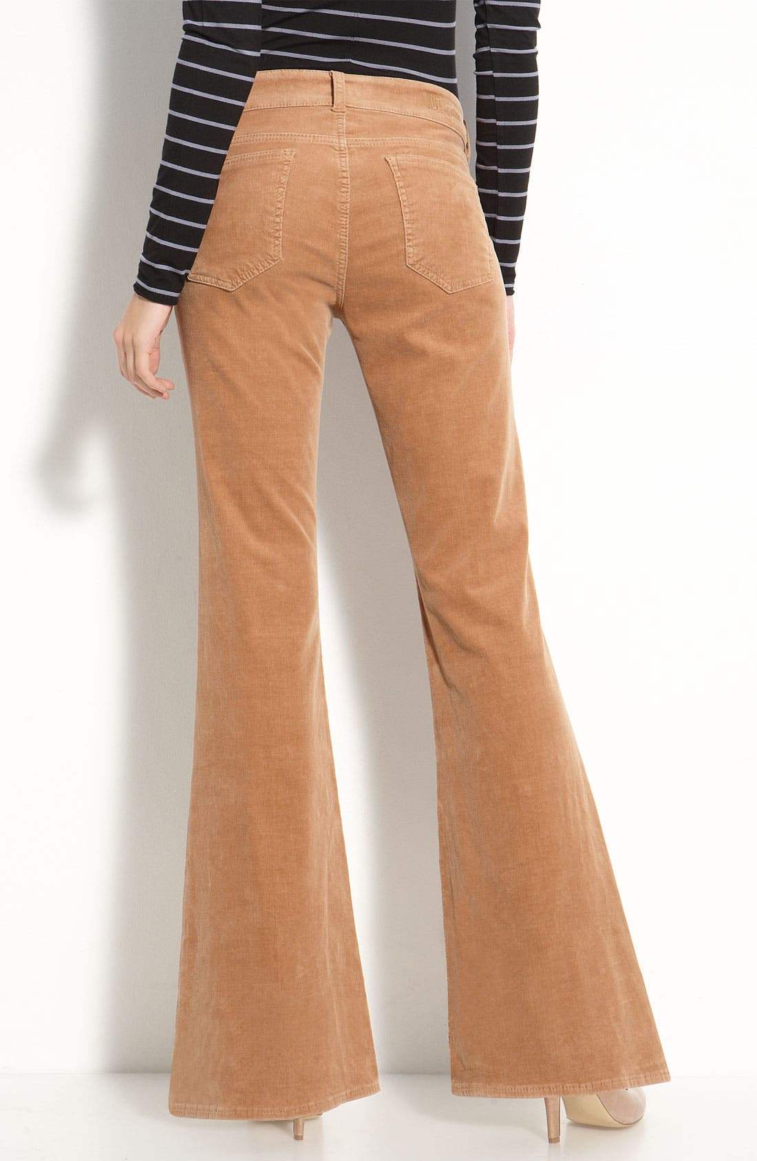 Alternate Image 2  - KUT from the Kloth Flare Leg Corduroy Pants