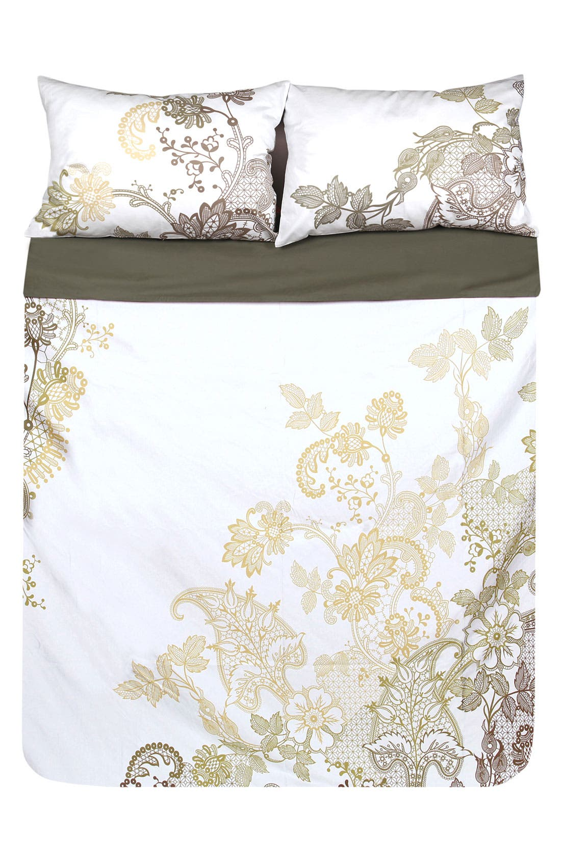 Alternate Image 1 Selected - Blissliving Home 'Evita' 300 Thread Count Duvet Set (Online Only)
