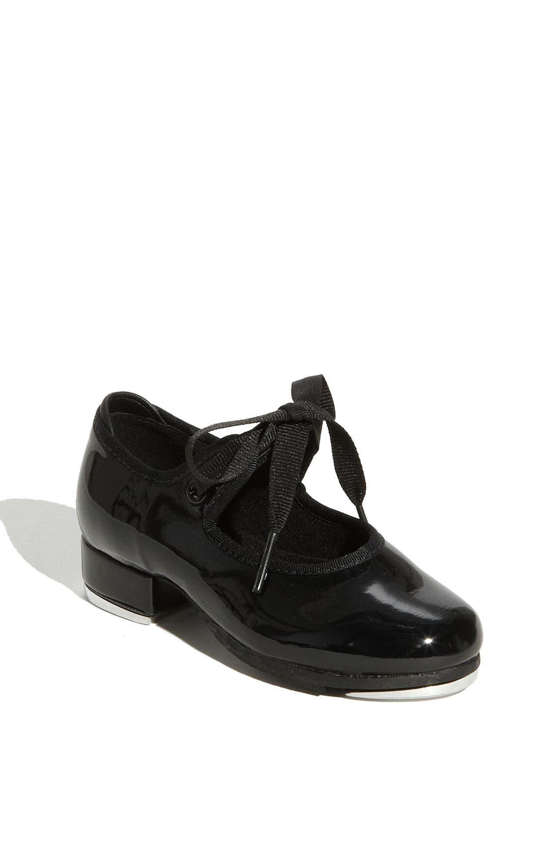 Alternate Image 1 Selected - Bloch 'Annie' Tap Shoe (Walker, Toddler & Little Kid)