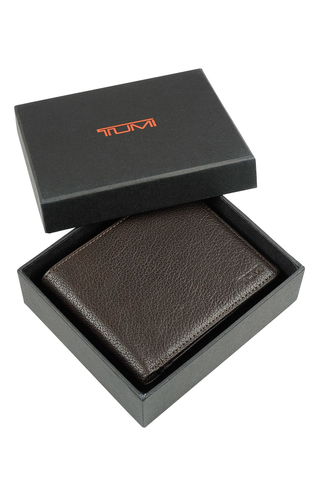Alternate Image 4  - Tumi 'Sierra - Global' Double Billfold ID Wallet