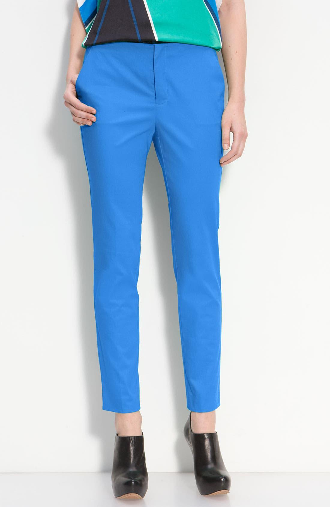 Alternate Image 1 Selected - Vince Camuto Slim Leg Pants