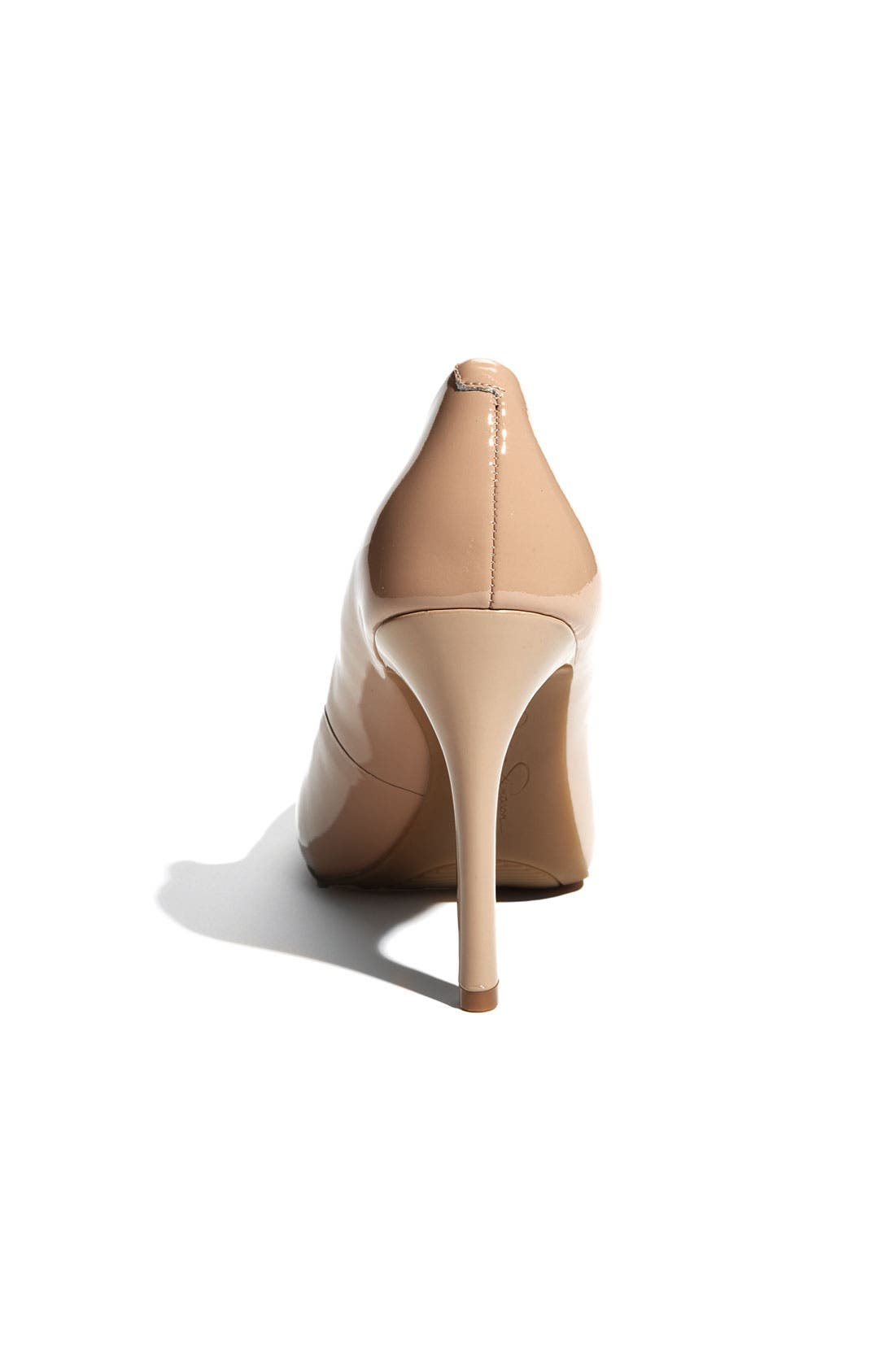 Alternate Image 4  - Jessica Simpson 'Calie' Pump