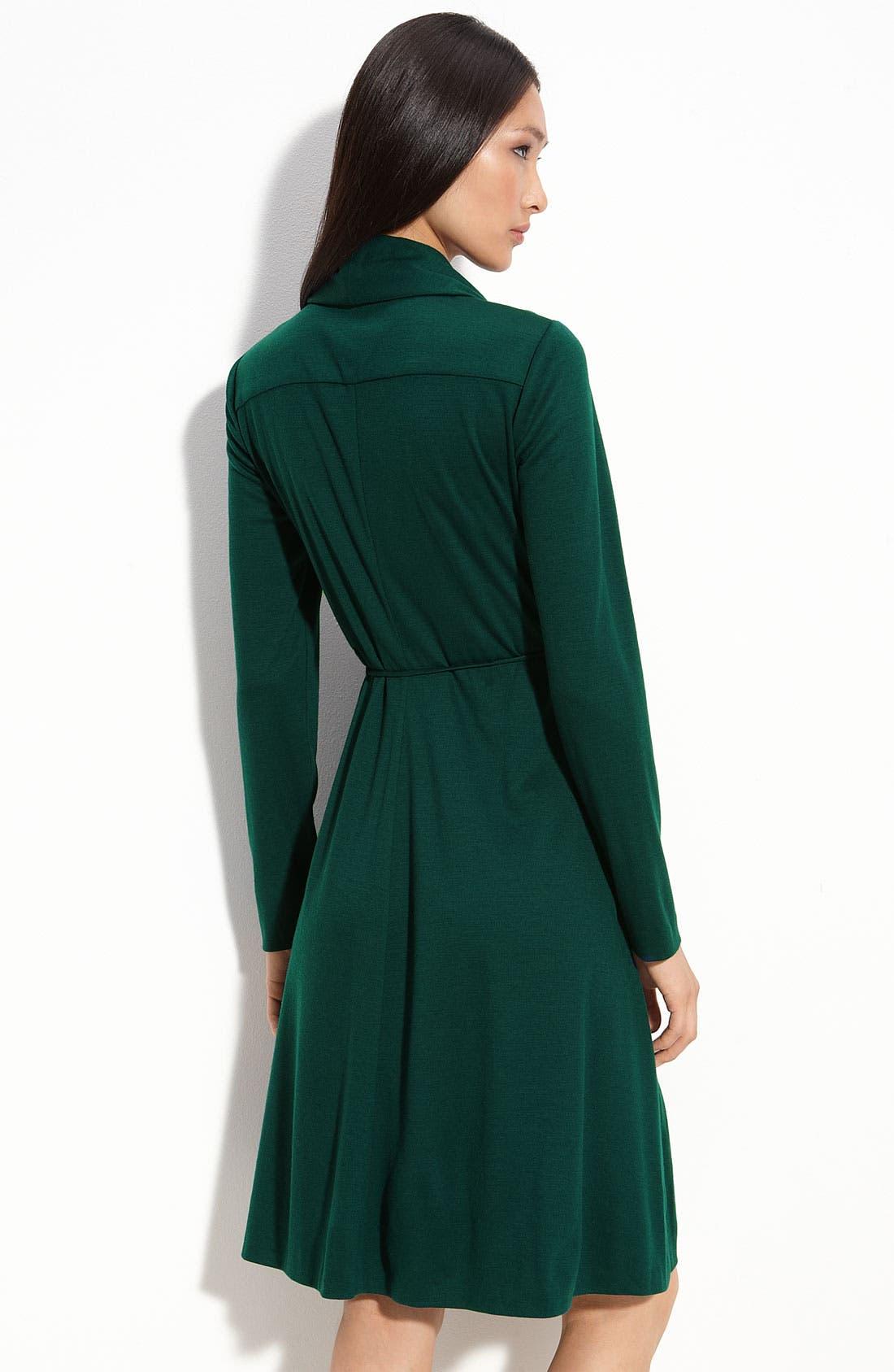 Alternate Image 2  - Elie Tahari 'Lauren' Long Sleeve Dress