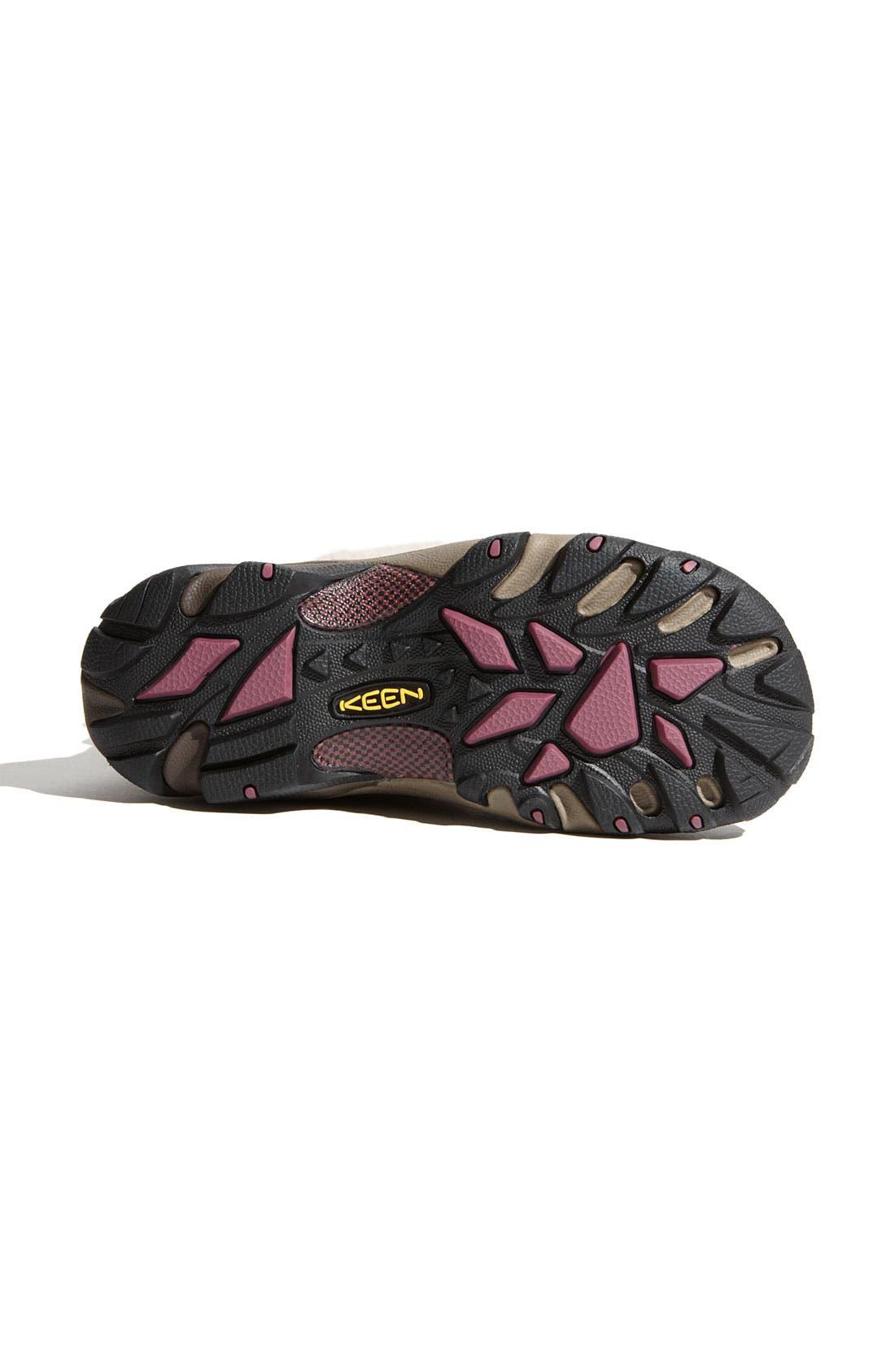 Alternate Image 4  - Keen 'Hoodoo' Waterproof Nubuck Leather Boot