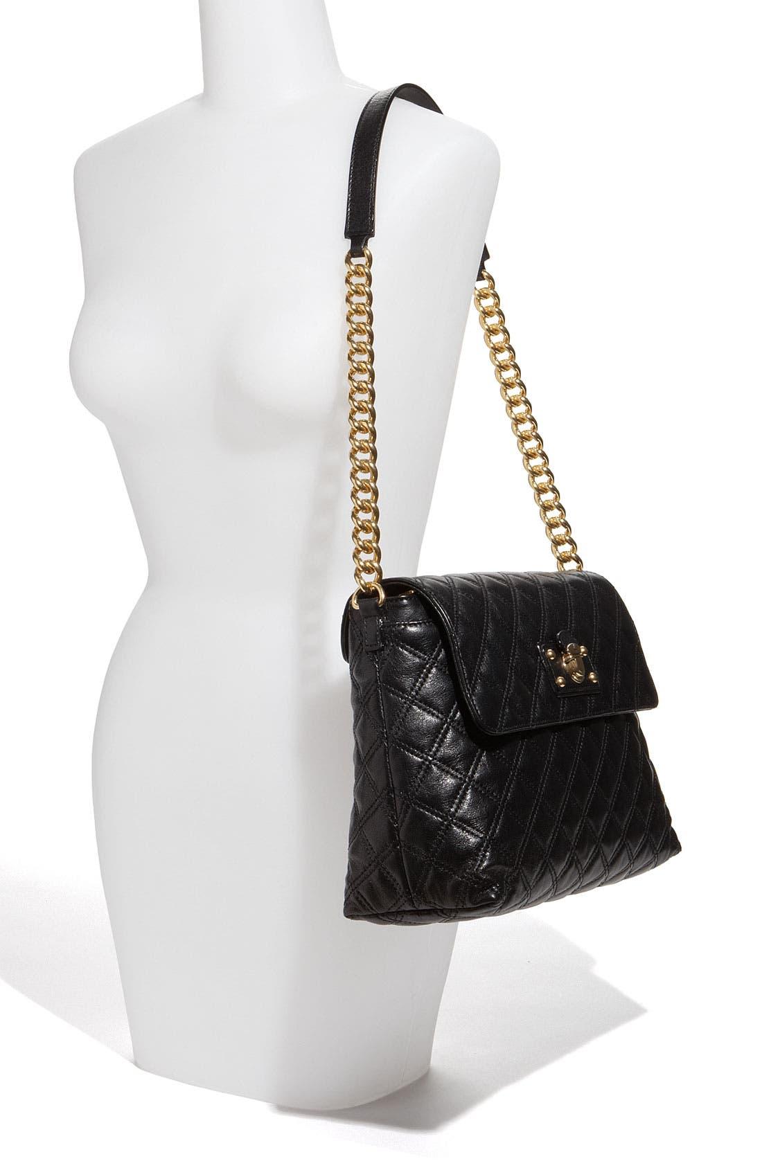 Alternate Image 2  - MARC JACOBS 'Quilting - XL Single' Shoulder Bag