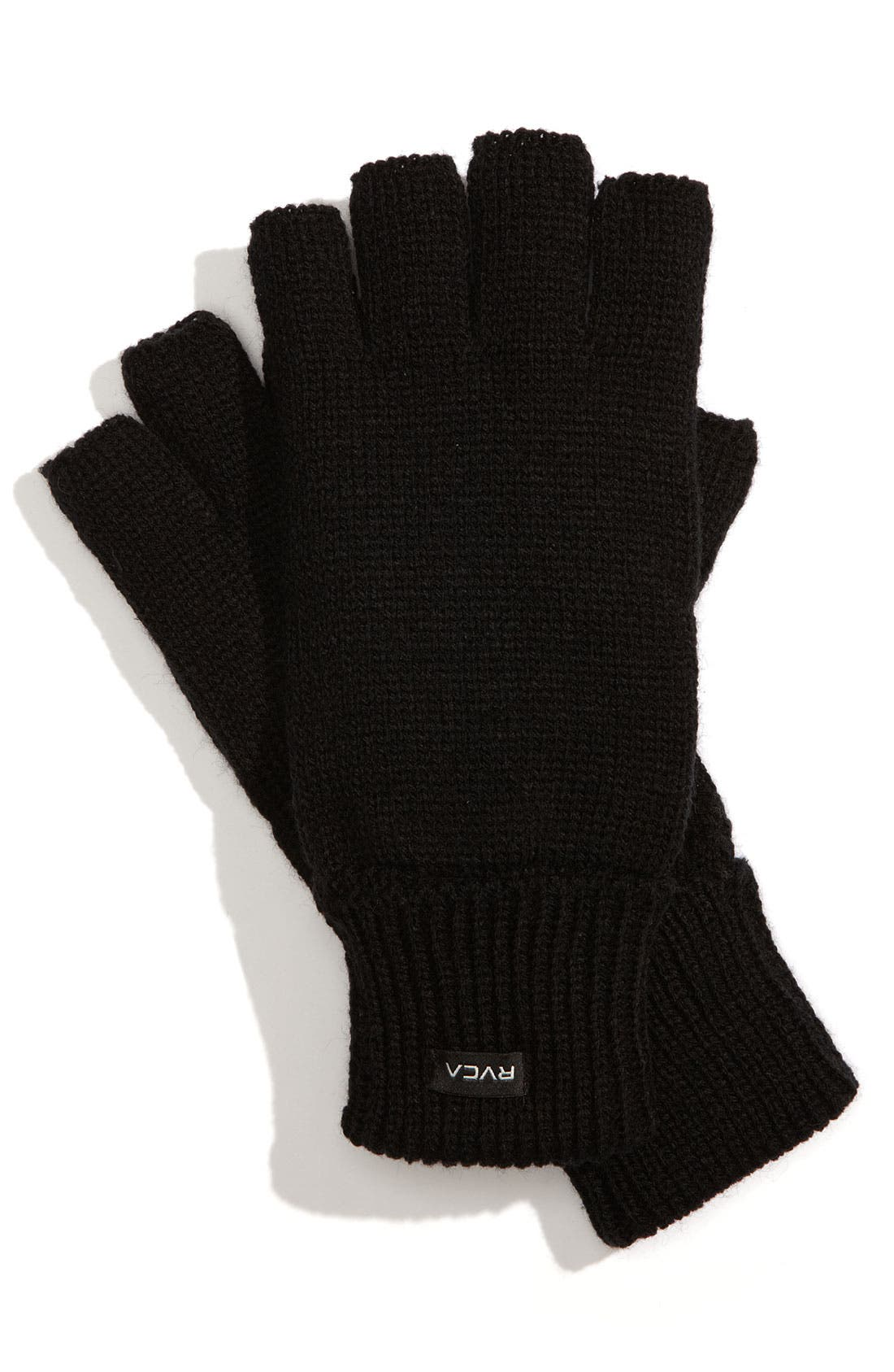 Main Image - RVCA Fingerless Gloves