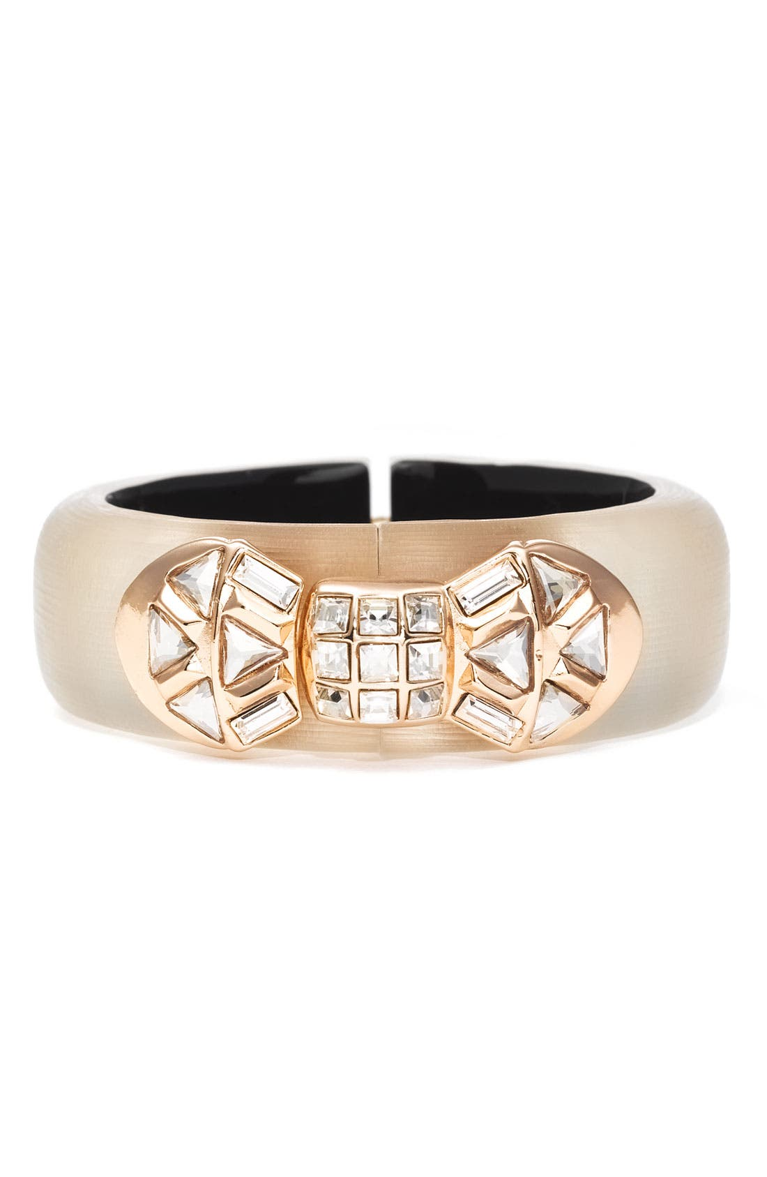 Main Image - Alexis Bittar Bow Tie Hinged Bangle