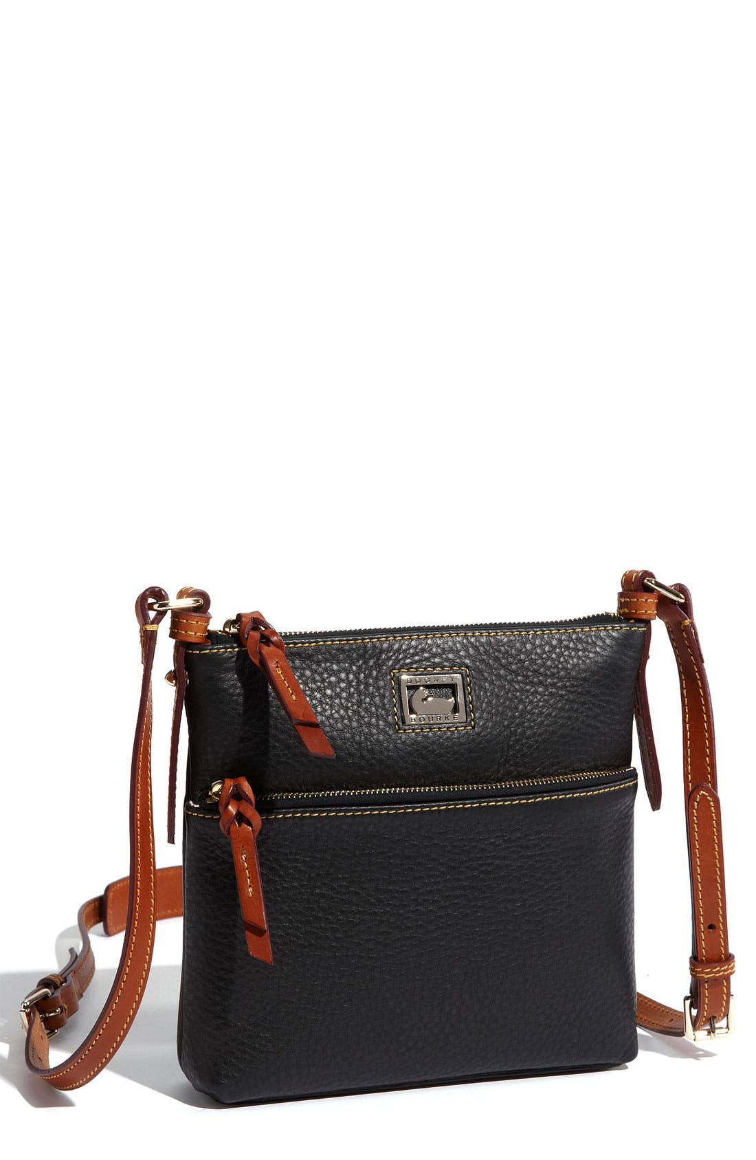 Main Image - Dooney & Bourke 'Dillen II Letter Carrier' Crossbody Bag (Online Only)