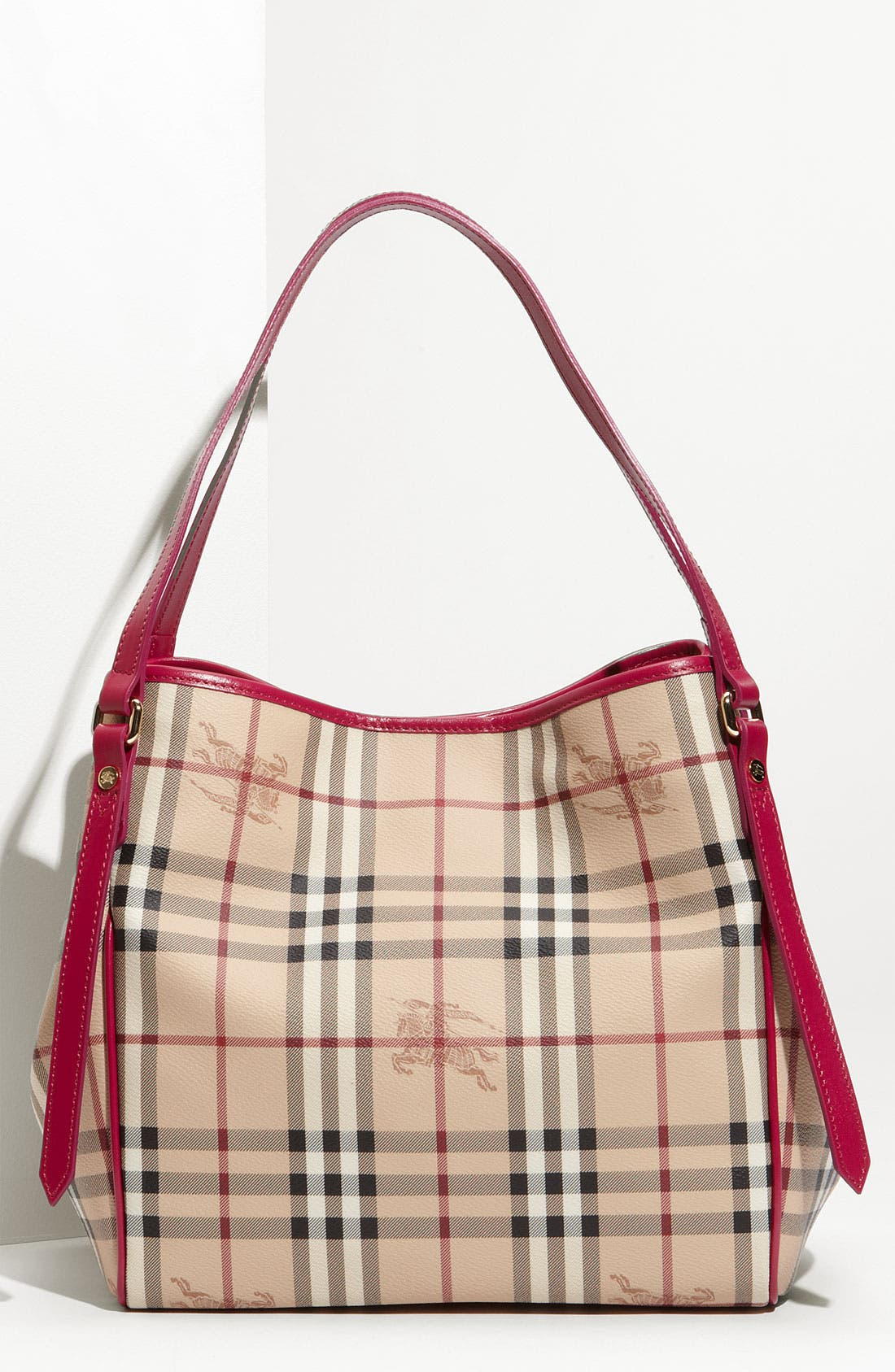 Alternate Image 1 Selected - Burberry 'Haymarket Check' Tote