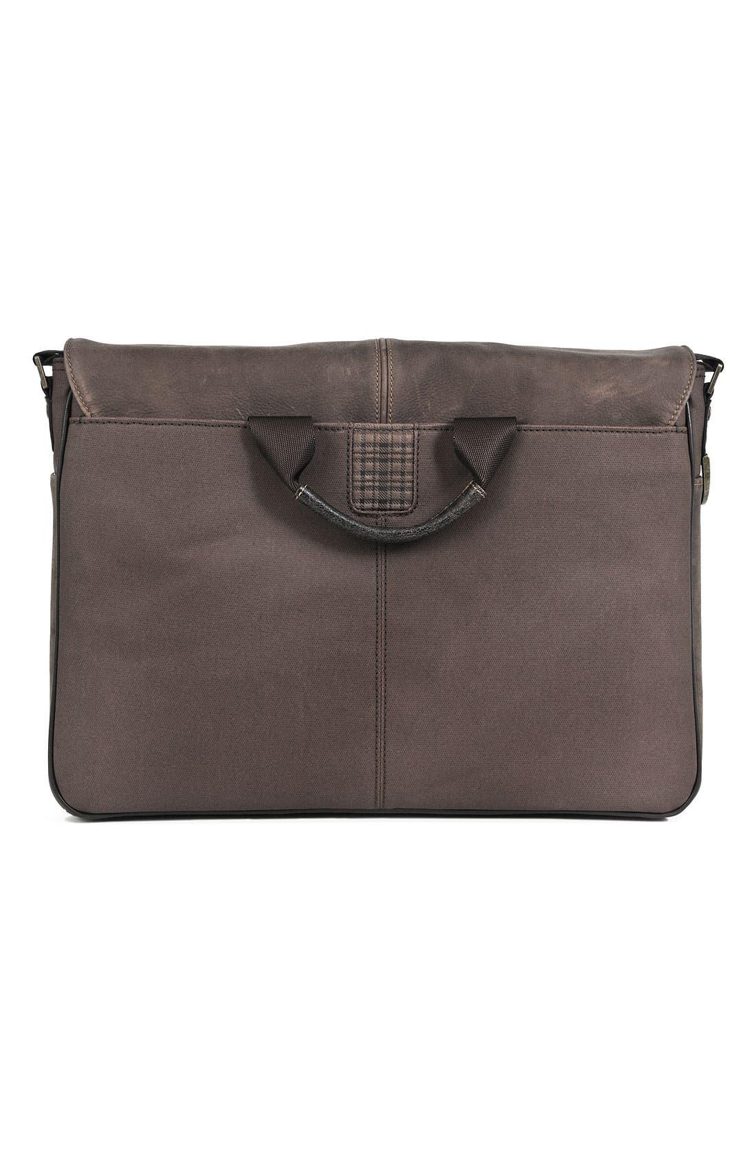 Alternate Image 5  - Boconi 'Leon' Messenger Bag