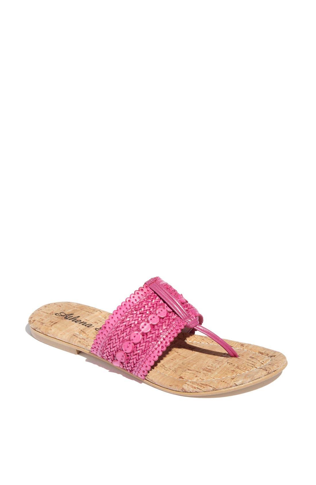 Alternate Image 1 Selected - Athena Alexander 'Malta' Sandal