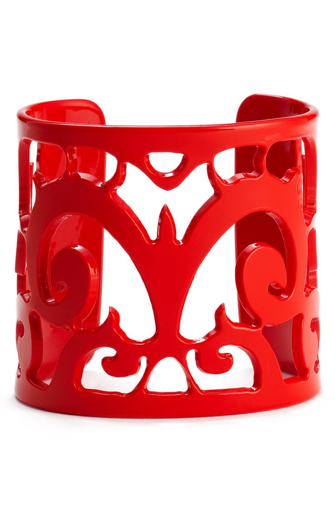 Main Image - Moschitto Designs Filigree Cuff