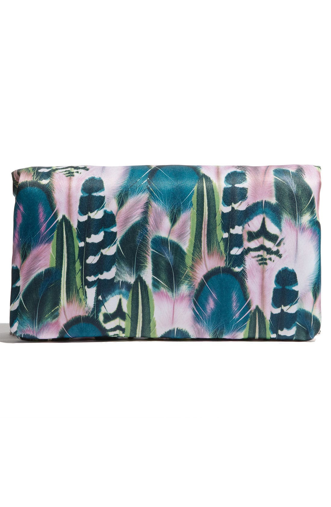 Alternate Image 4  - SR Squared by Sondra Roberts 'Feather' Clutch