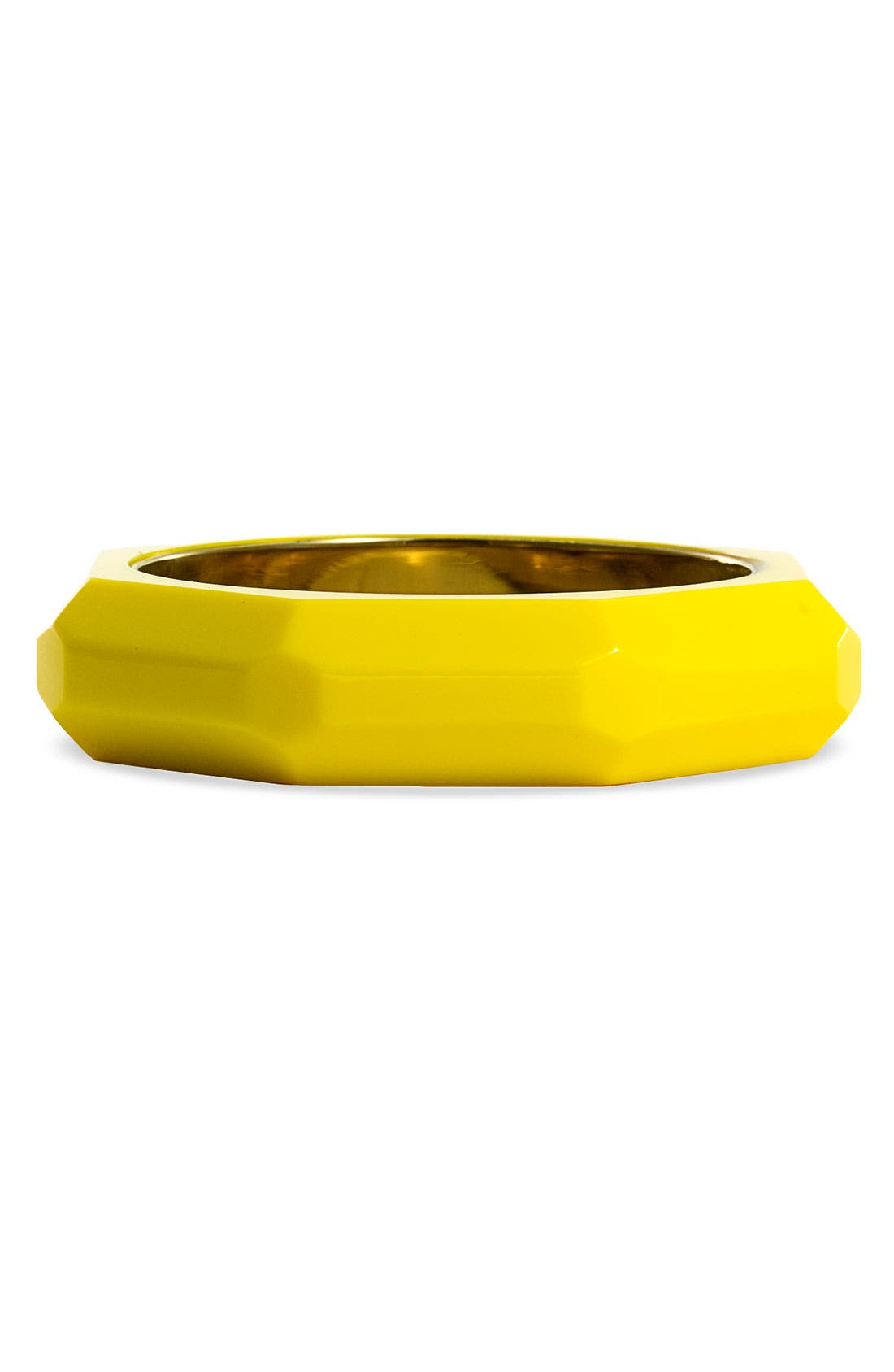 Main Image - kate spade new york 'triple threat' faceted bangle