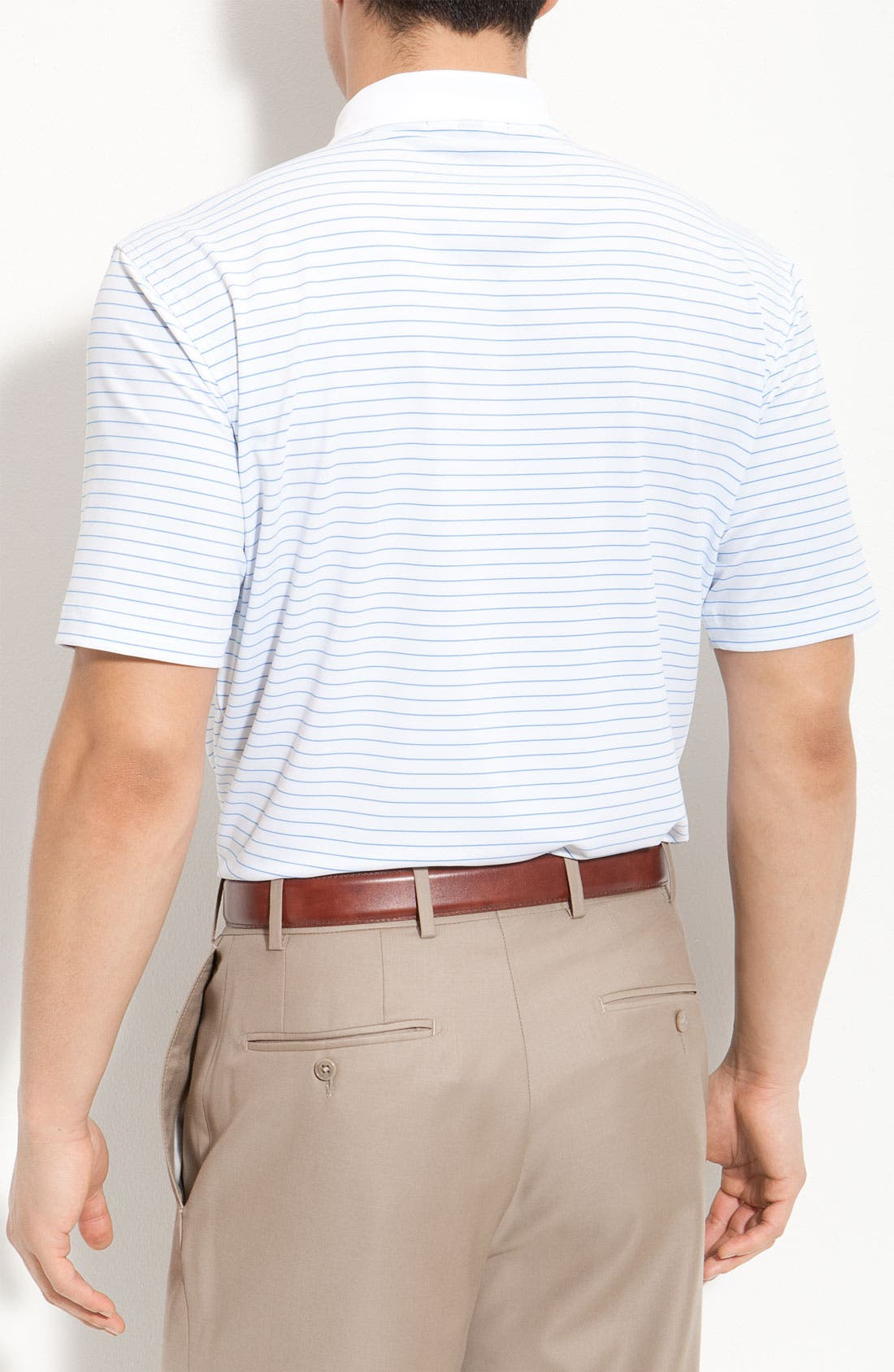 Alternate Image 2  - Peter Millar 'Single Stripe Lisle' Polo