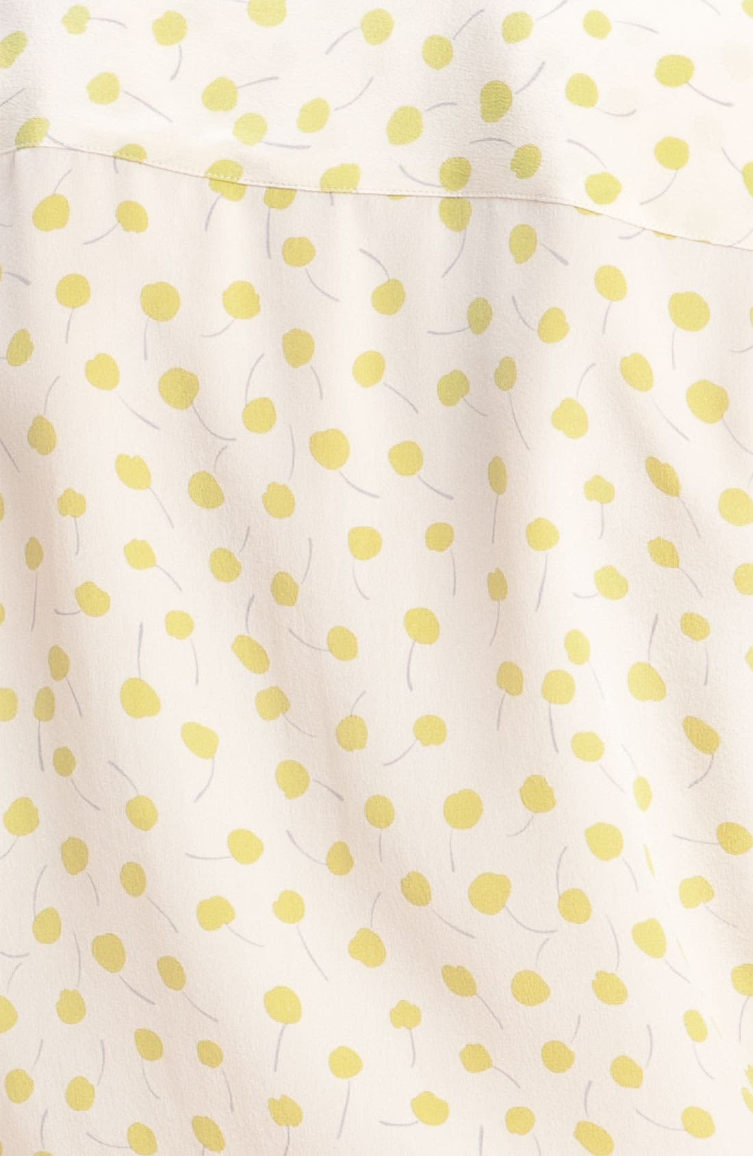 Alternate Image 3  - Equipment 'Brett' Print Silk Shirt